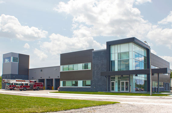 Belleville Fire Hall