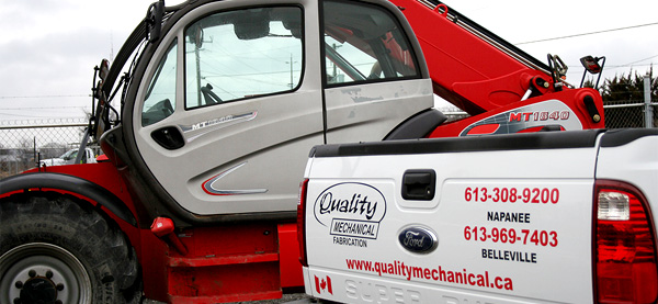 Quality Mechanical - Belleville, Ontario