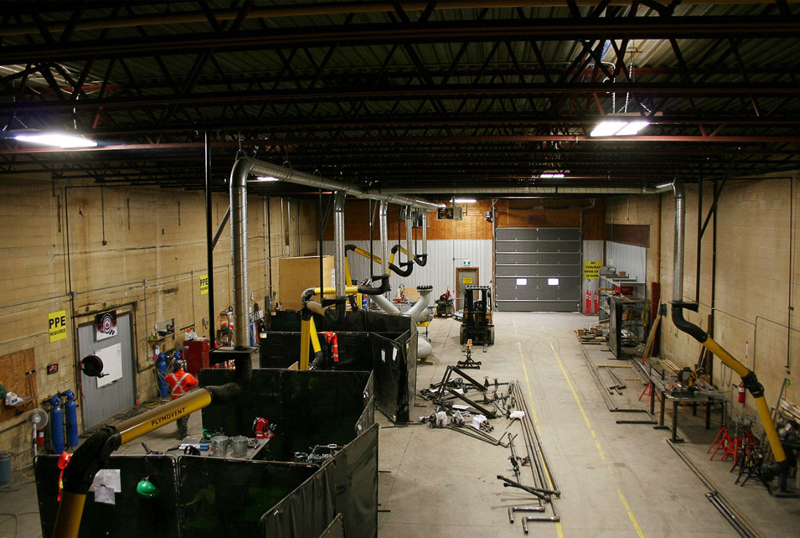 Quality Mechanical Fabrication - Belleville, ON